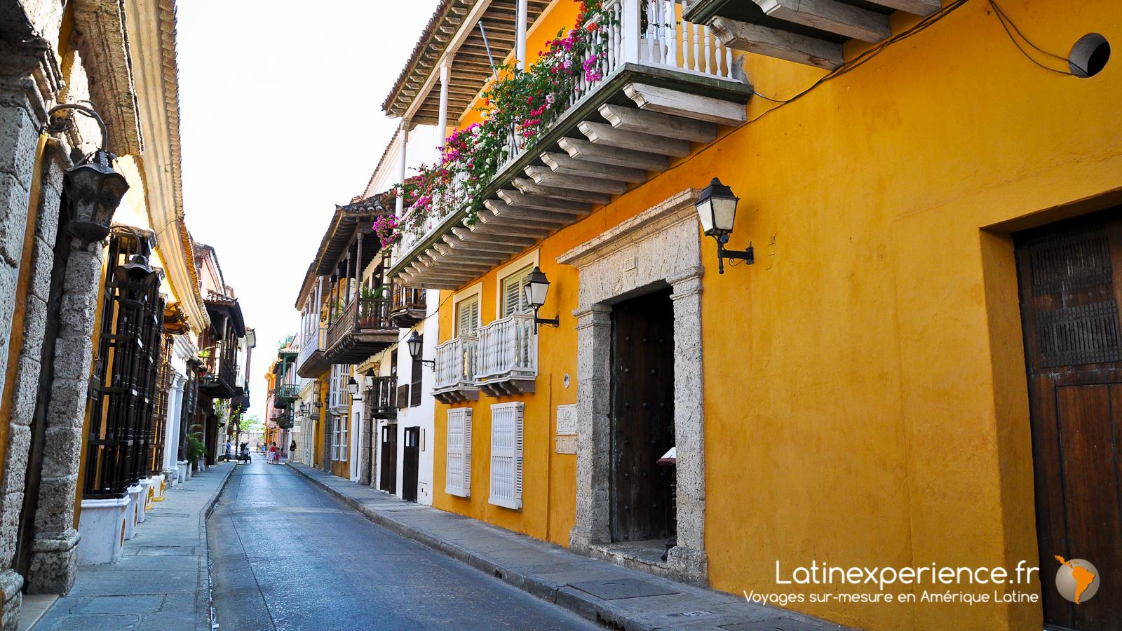 Colombie - Carthagène - Quand Partir - Latinexperience voyages