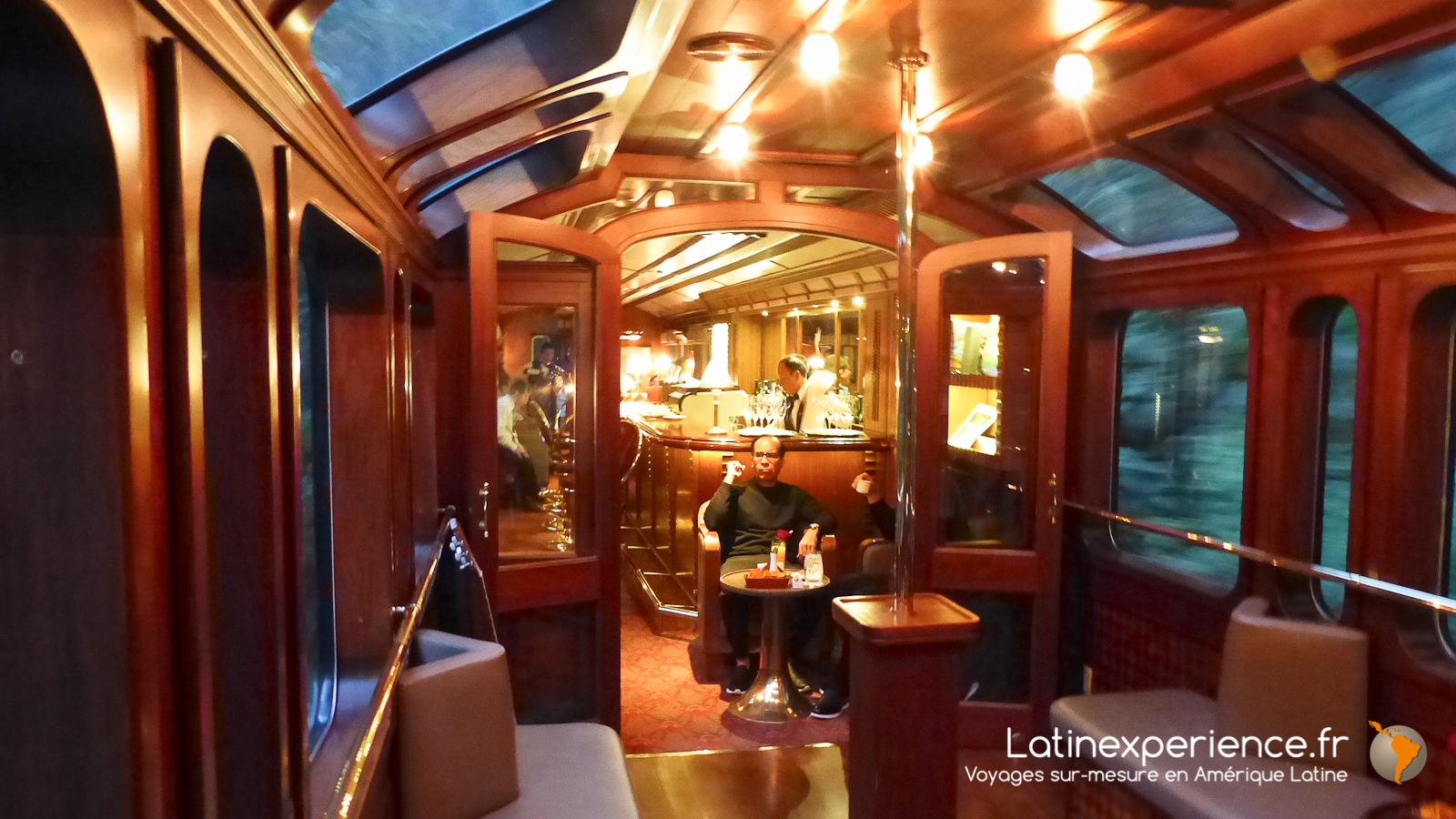 Pérou - Train Hiram Bingham  - Latinexperience Voyages