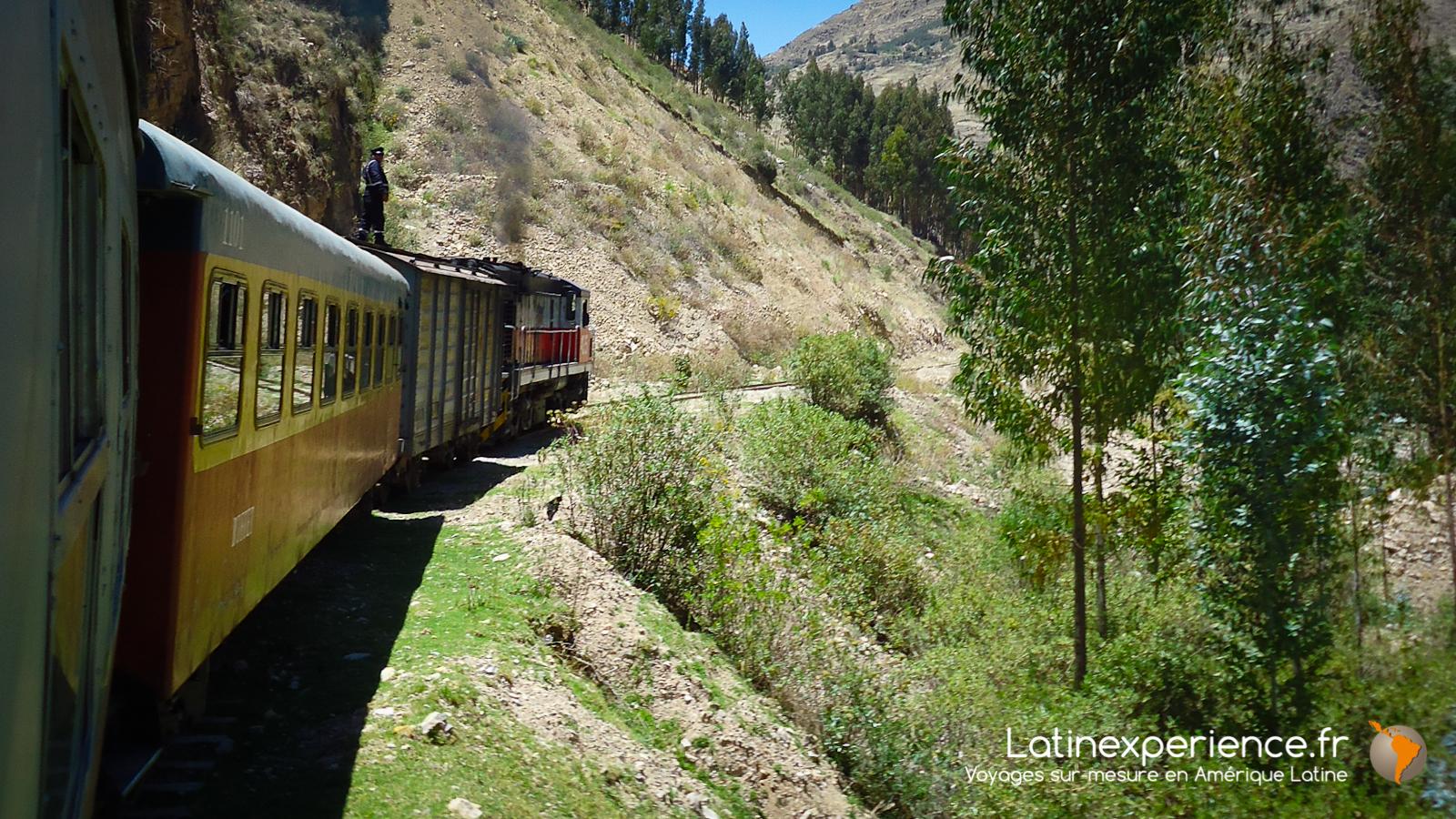 Pérou - Train de Huancavelica  - Latinexperience Voyages