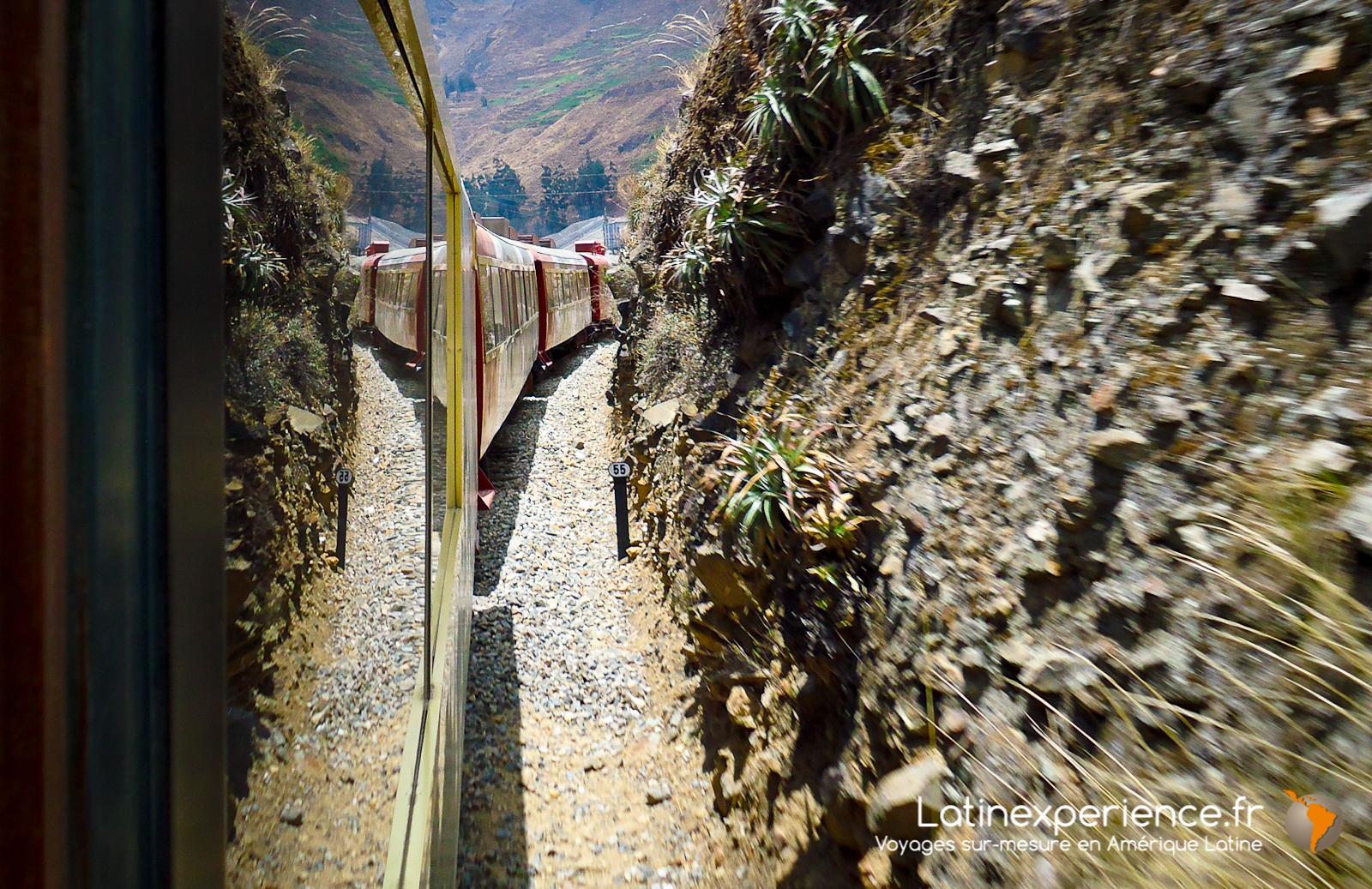 Pérou - Train de Huancayo - Latinexperience Voyages
