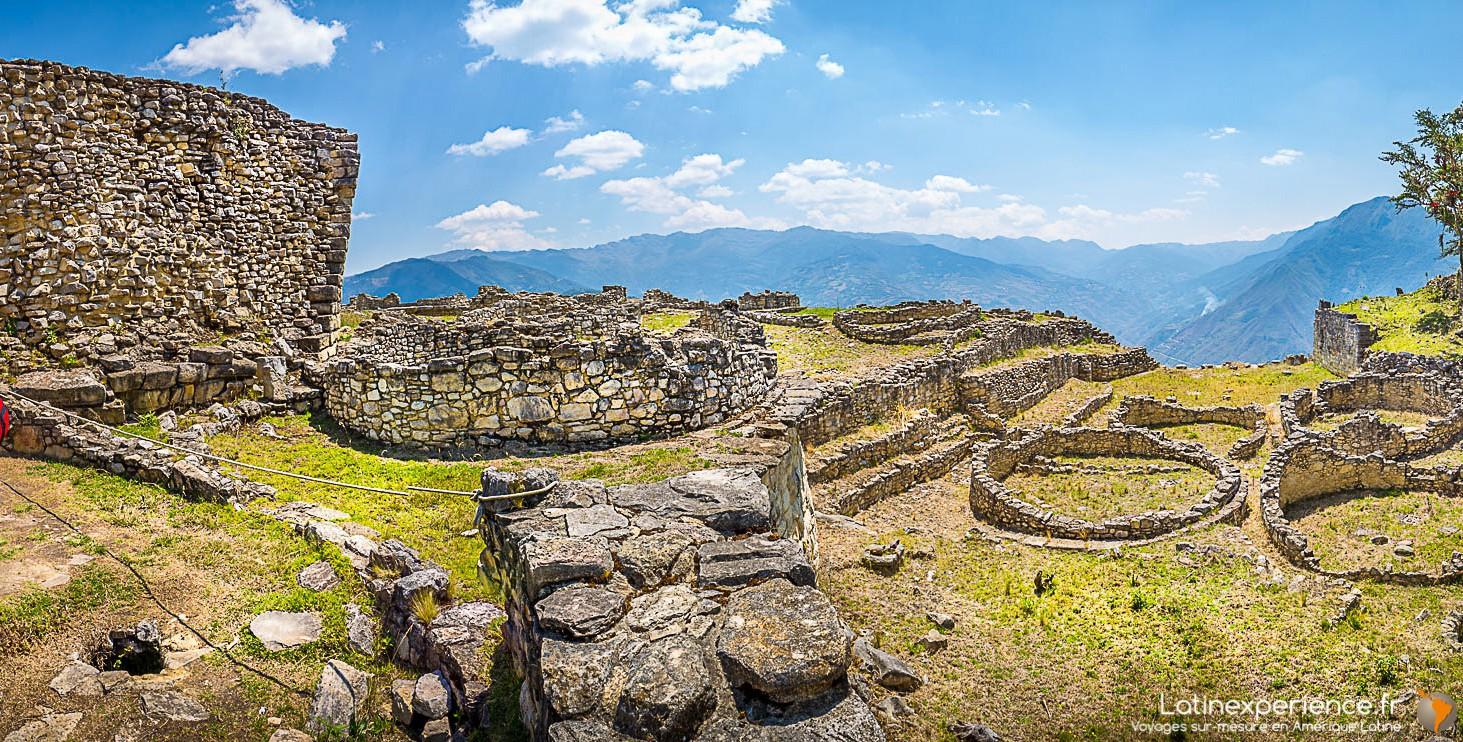 Latinexperience voyages - Pérou - Kuelap