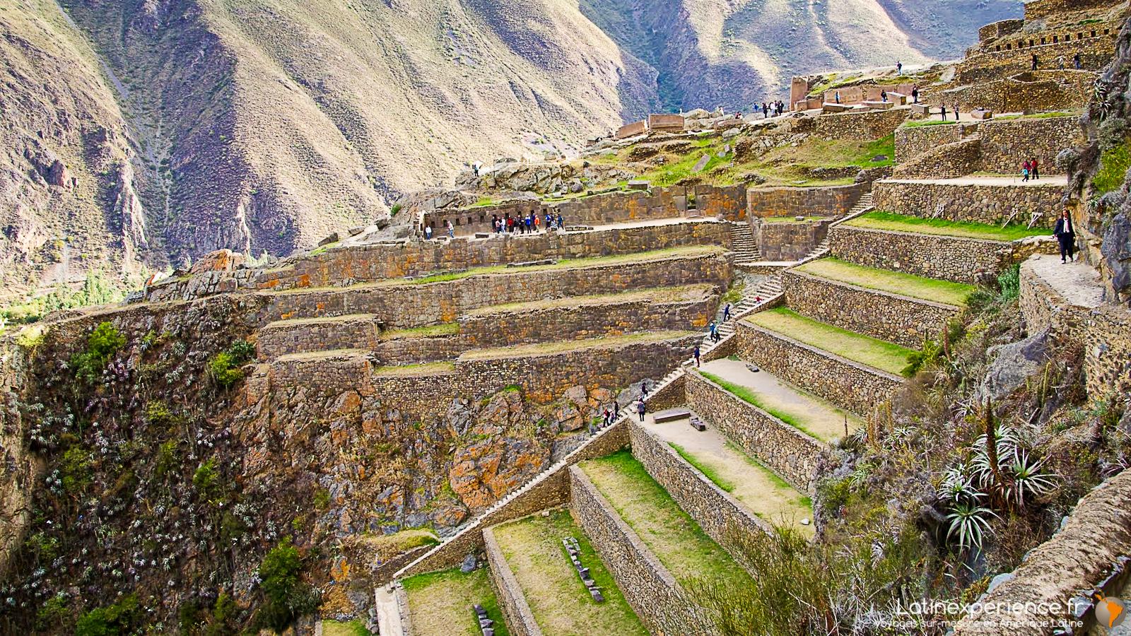 Latinexperience voyages - Pérou - Billet Machu Picchu