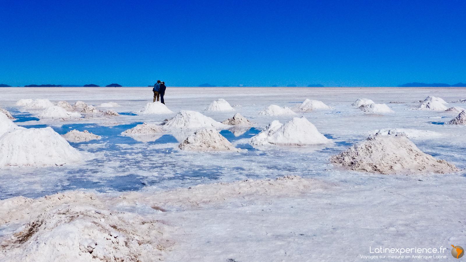 latinexperience voyages - Bolivie - Trek - Salar de Uyuni