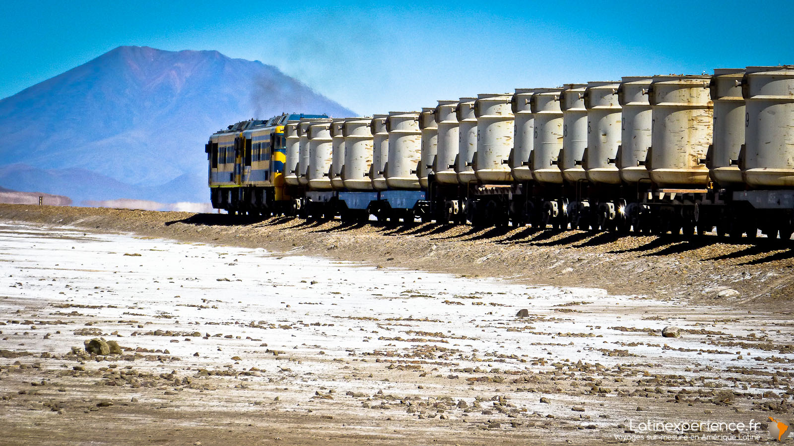 latinexperience voyages - Bolivie - Train