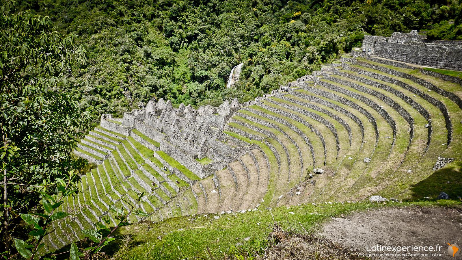 latinexperience voyages - Pérou - Trek - Site de Winaywayna