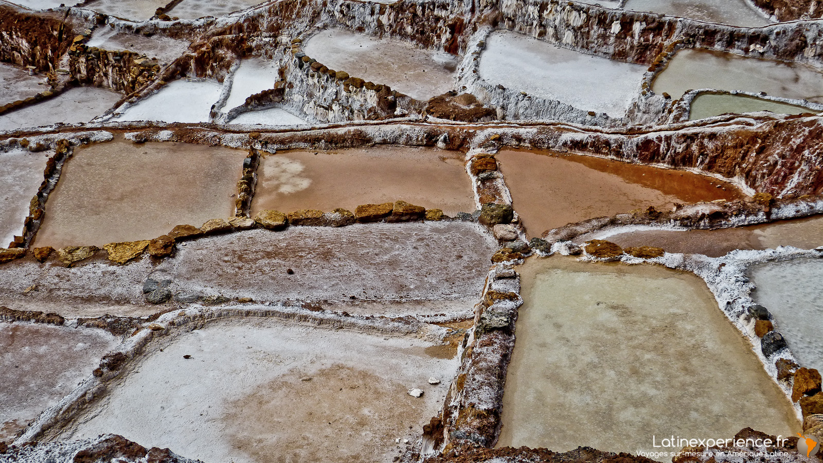 latinexperience voyages - Pérou -Trek - les salines de Maras