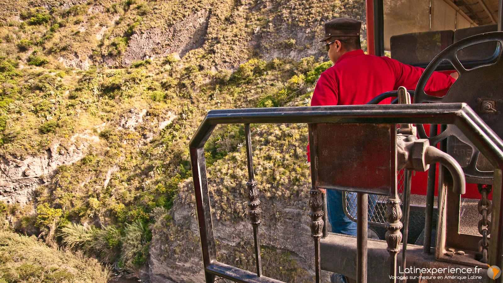 Equateur - Salinas - Train - Latinexperience voyages