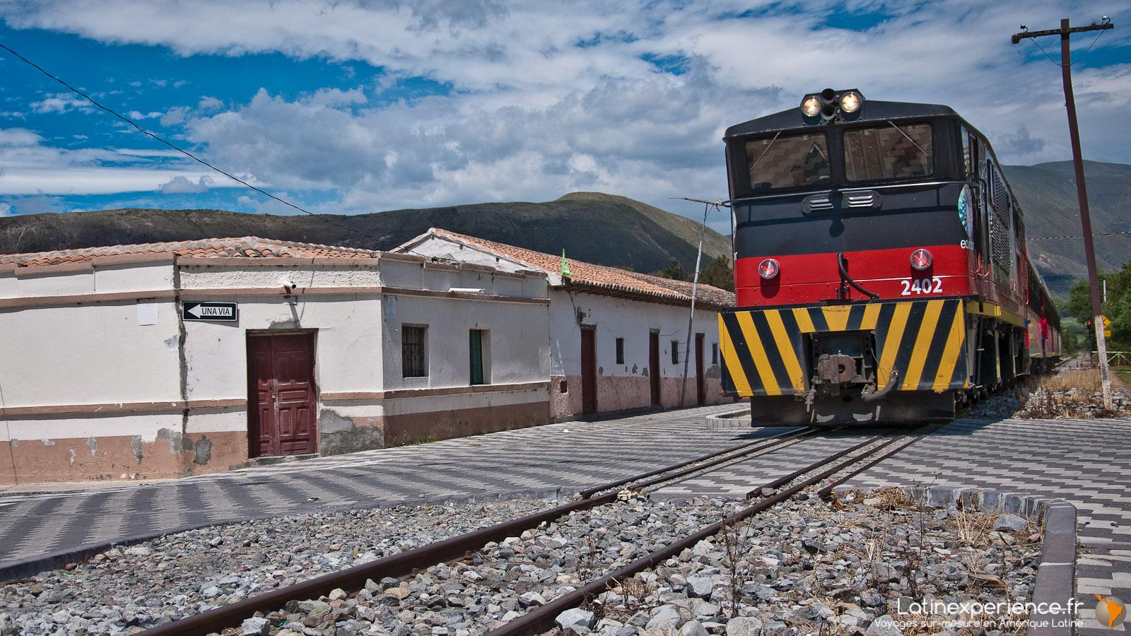 Equateur - Salinas -  Tren de la Libertad - Latinexperience voyages