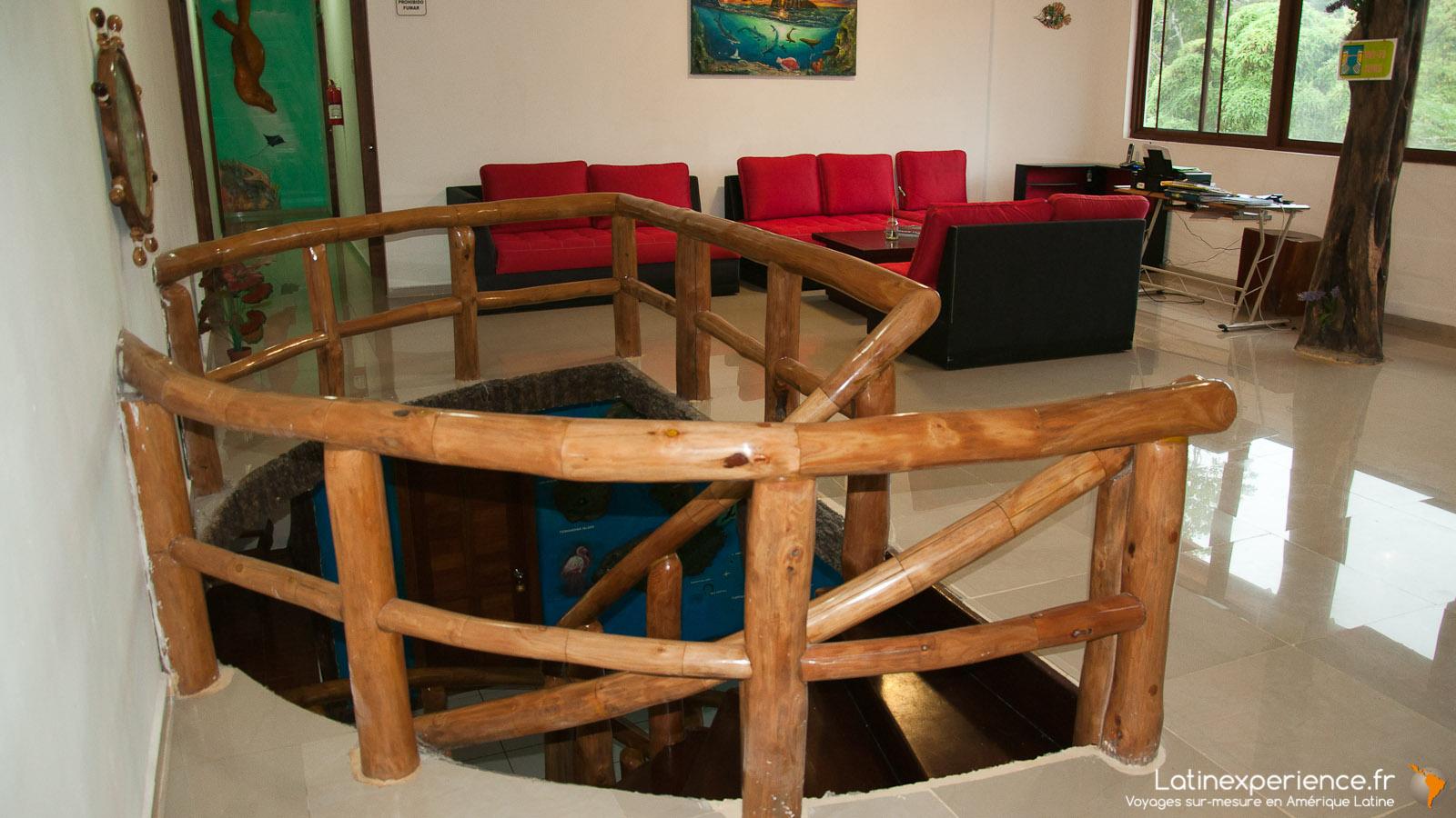 Galapagos - Santa Cruz - Casa Natura Lodge - Latinexperience voyages