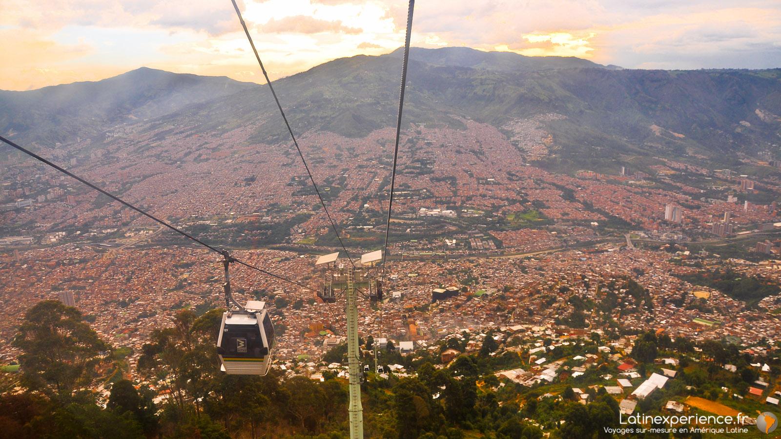 Colombie - Medellin - Voyage de noël