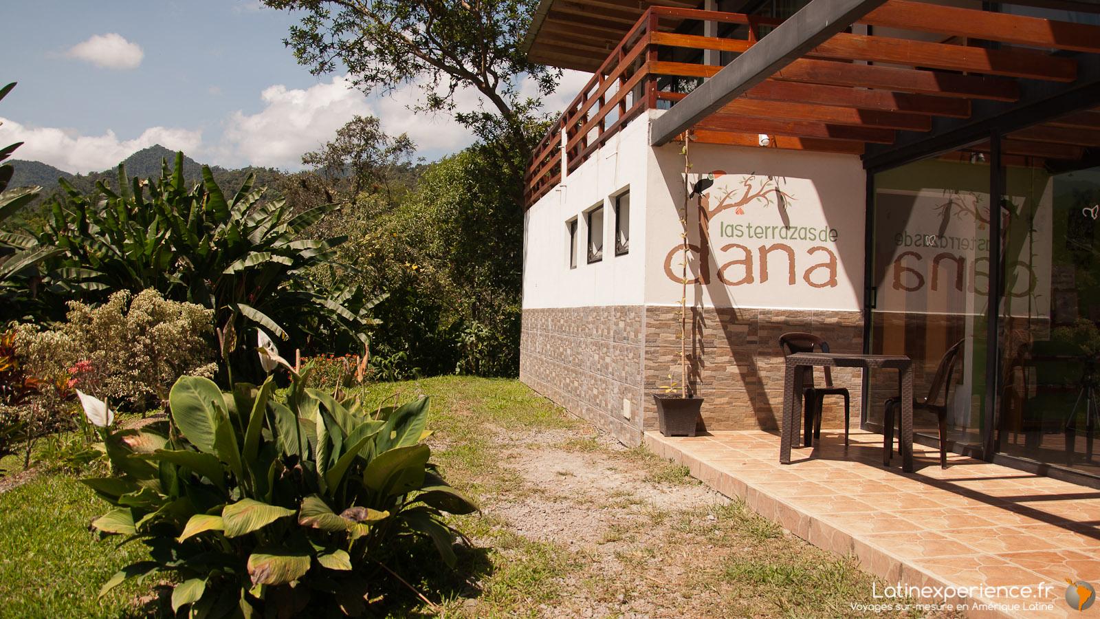 Equateur - Mindo - Hotel - Las Terrazas de Dana - voyage photo - Latinexperience voyages