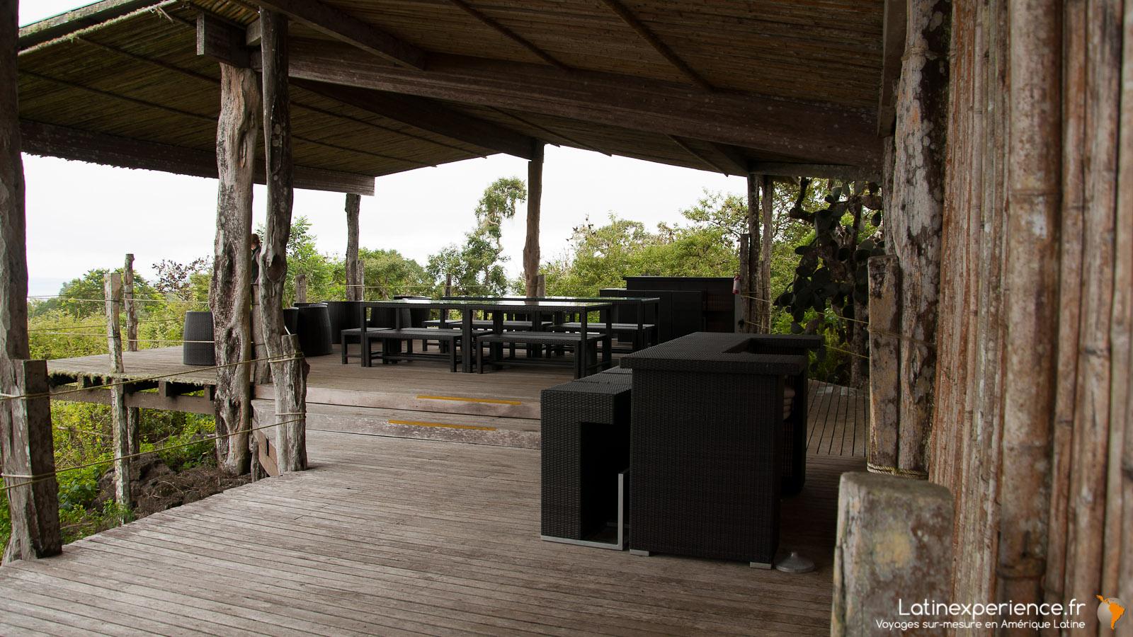 Equateur - Isla Santa Cruz - Hébergement Galapagos Safari Camp