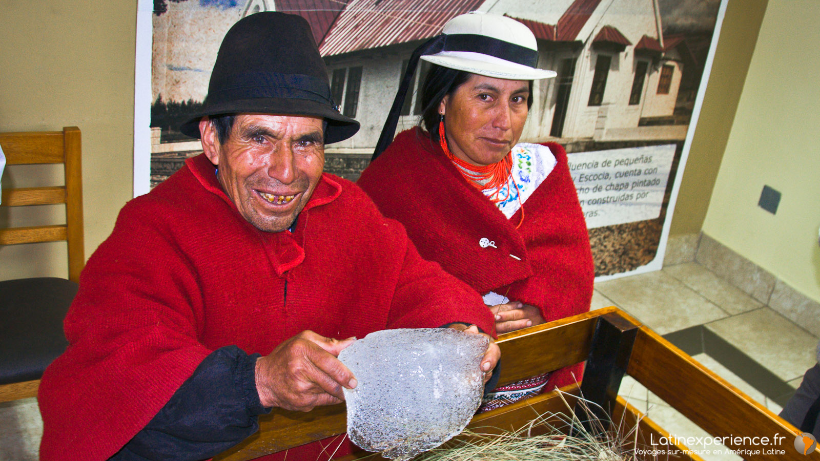 Equateur - Voyage en train -Balthazar Uscha - Latinexperience voyages