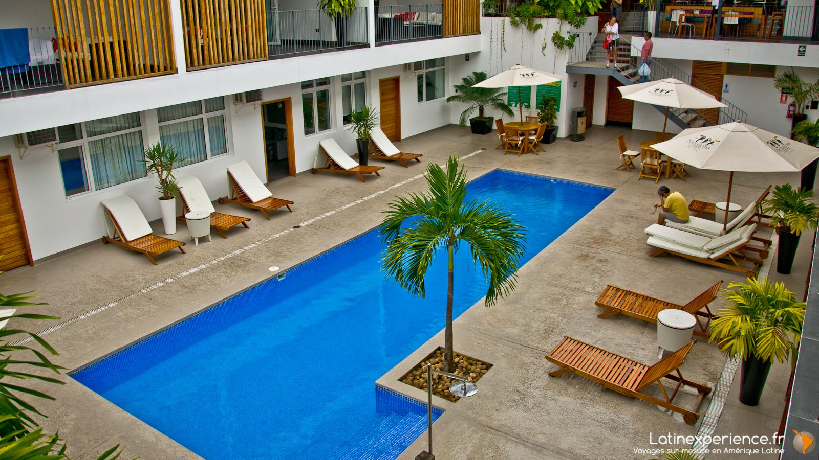 séjour au Pérou - hotel Tucan suites - Latinexperience voyages