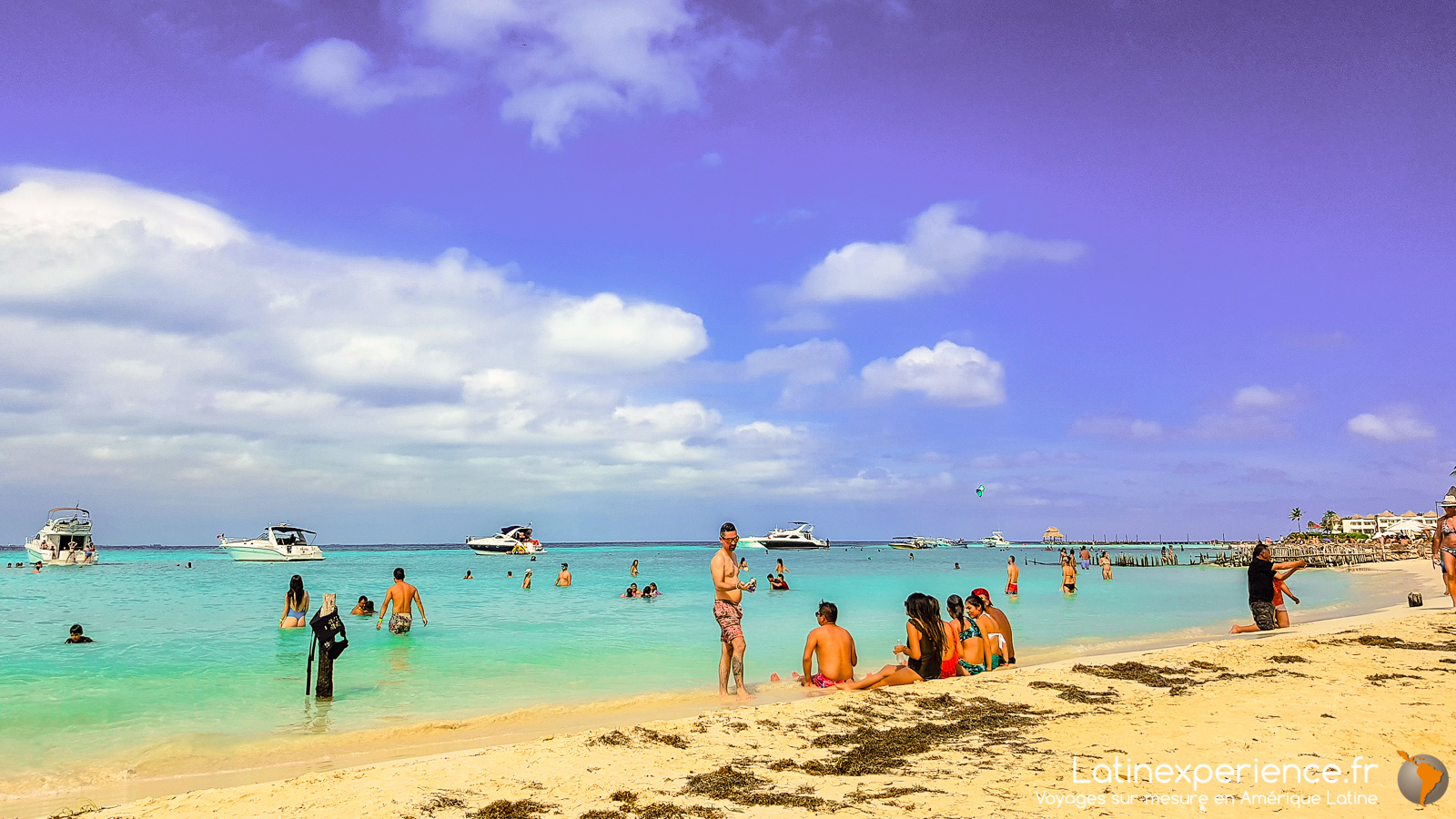 Mexique - Isla Mujeres - Latinexperience voyages
