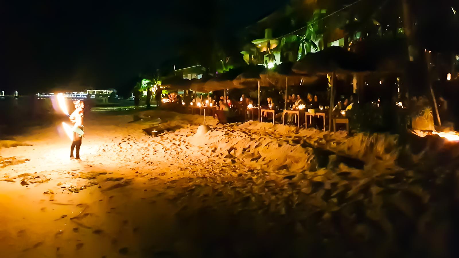 Mexique - Playa Del Carmen - Soirée plage - Latinexperience voy