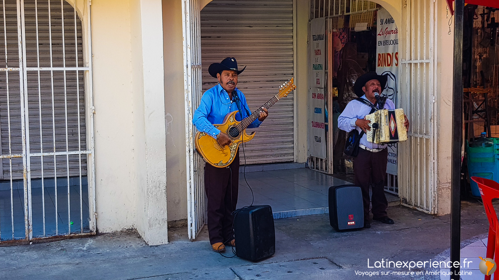 Mexique - Cancun - Musicien - Latinexperience voyages