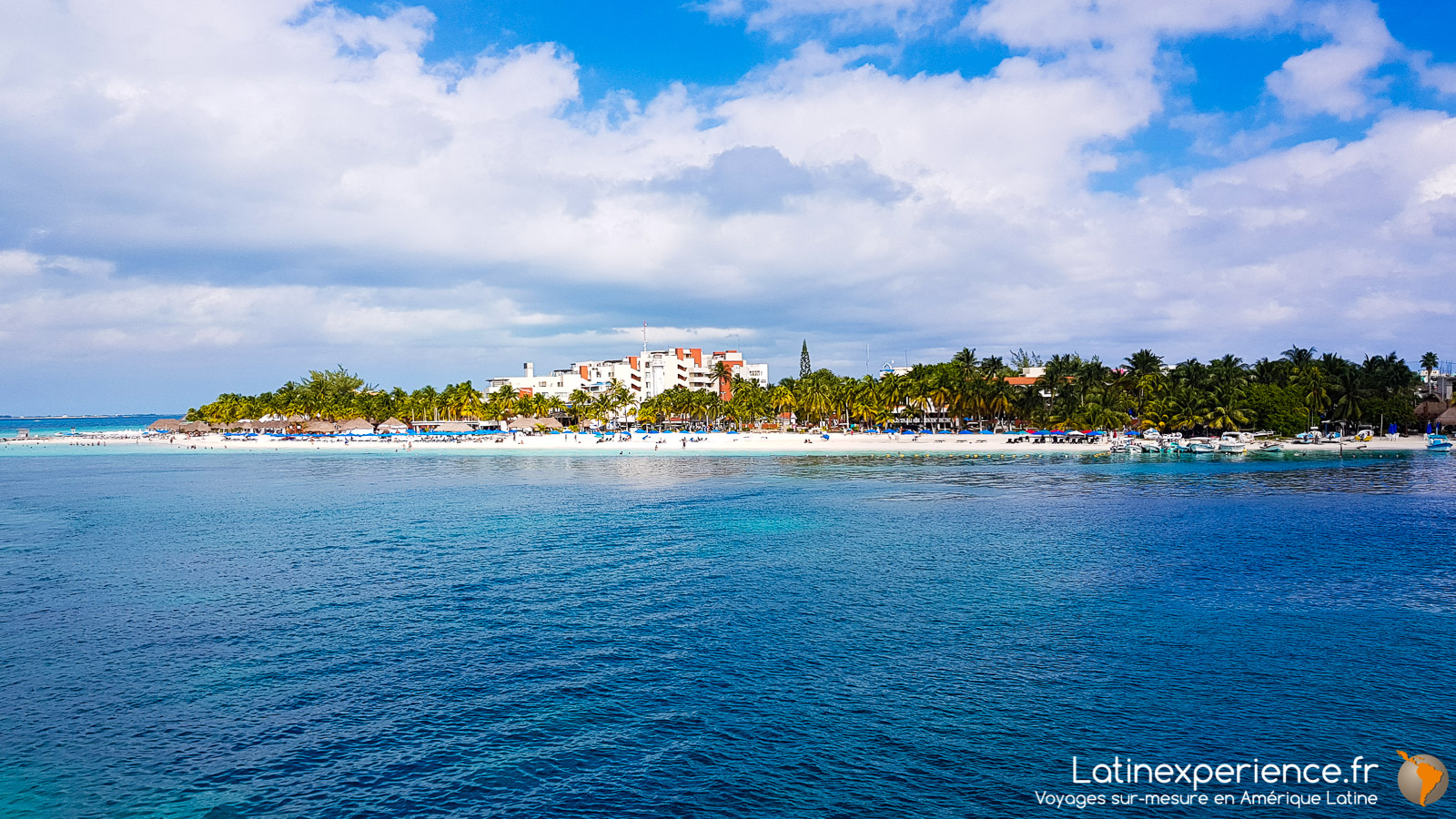 Mexique - Isla Mujeres - Punta Norte - Latinexperience voyages