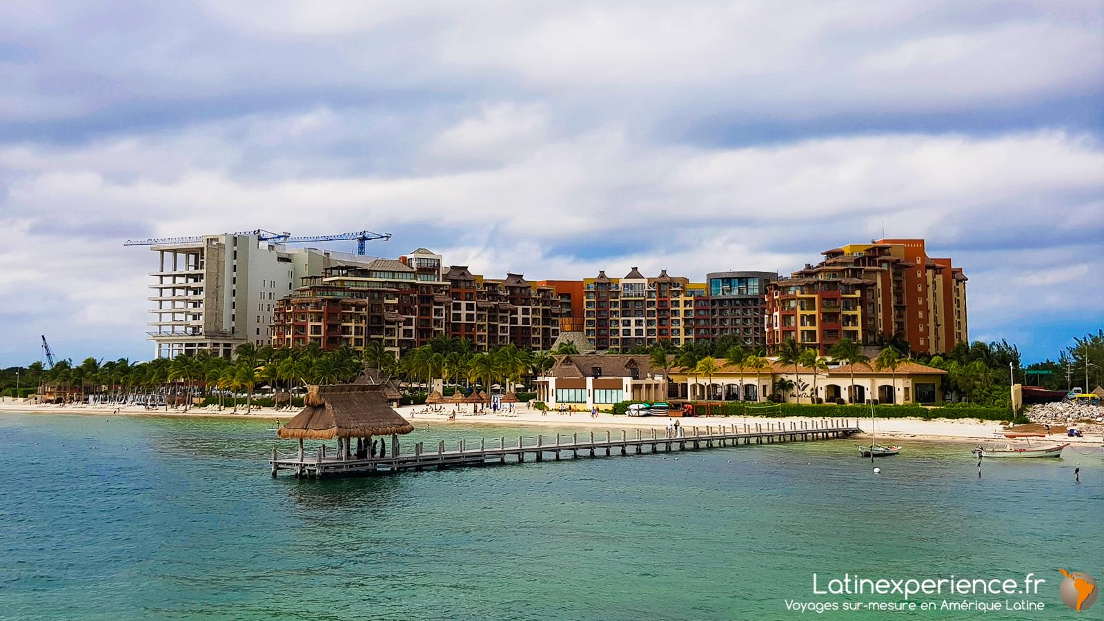 Mexique - Isla Mujeres - Punta Sam - Latinexperience voyages