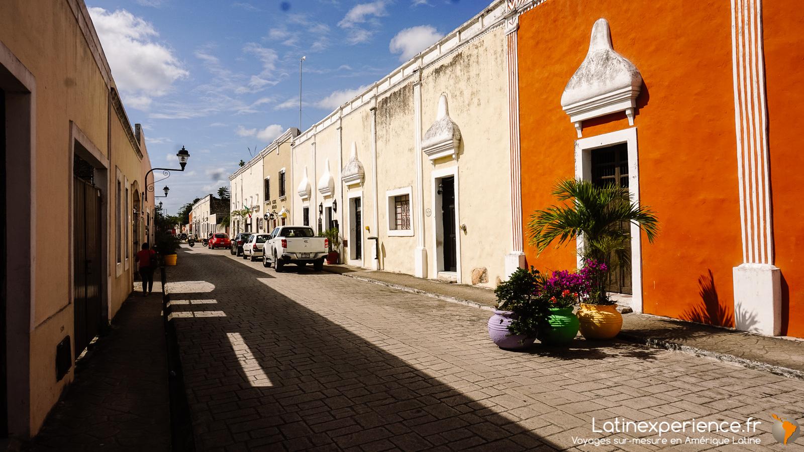 Mexique - Rue de Valladolid - Latinexperience voyages