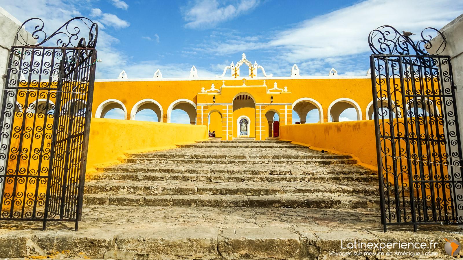 Mexique - Yucatan - Saint Antoine de Pardoue - Izamal - Latinex