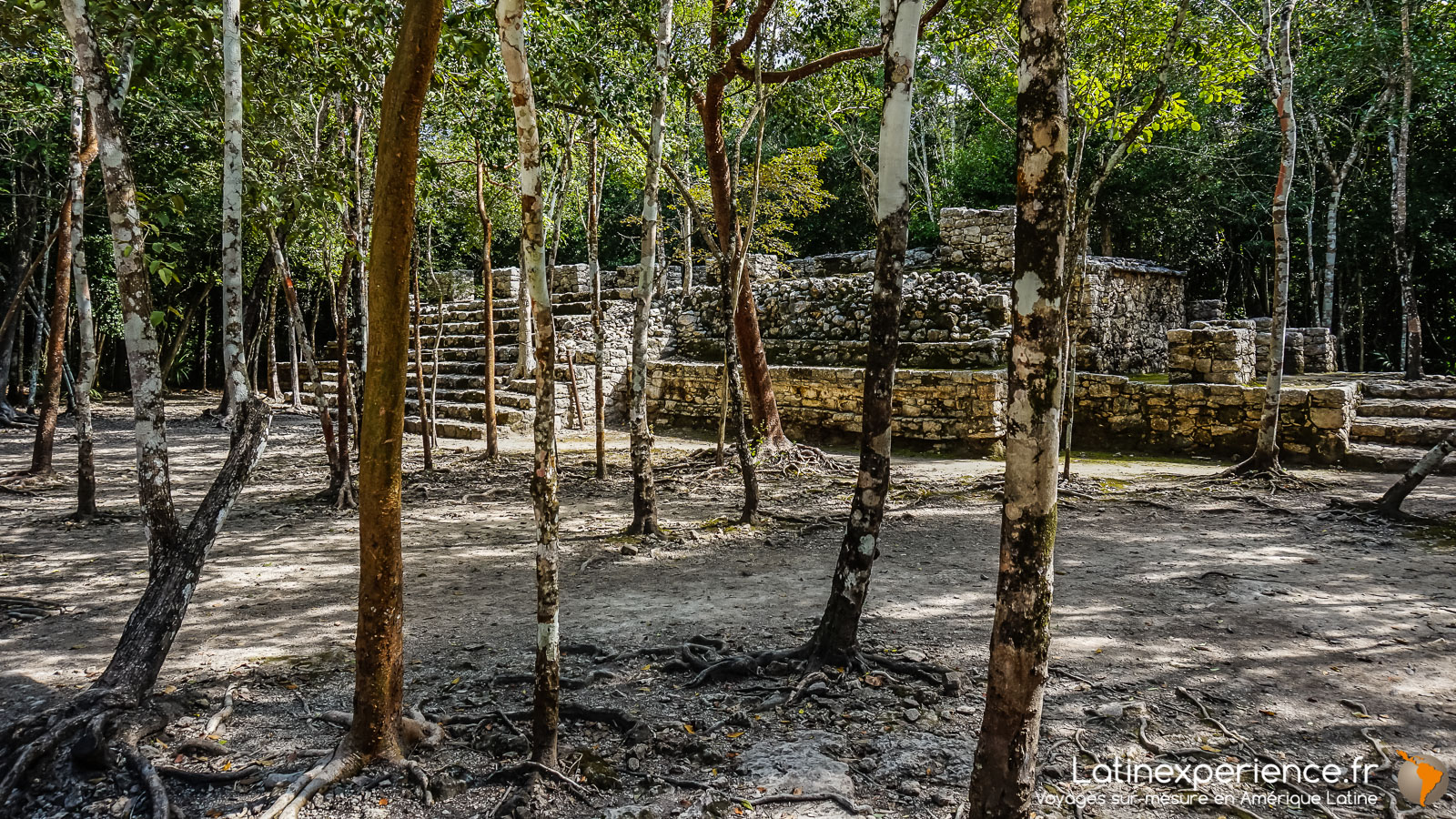 Mexique - site de Koba - Latinexperience voyages