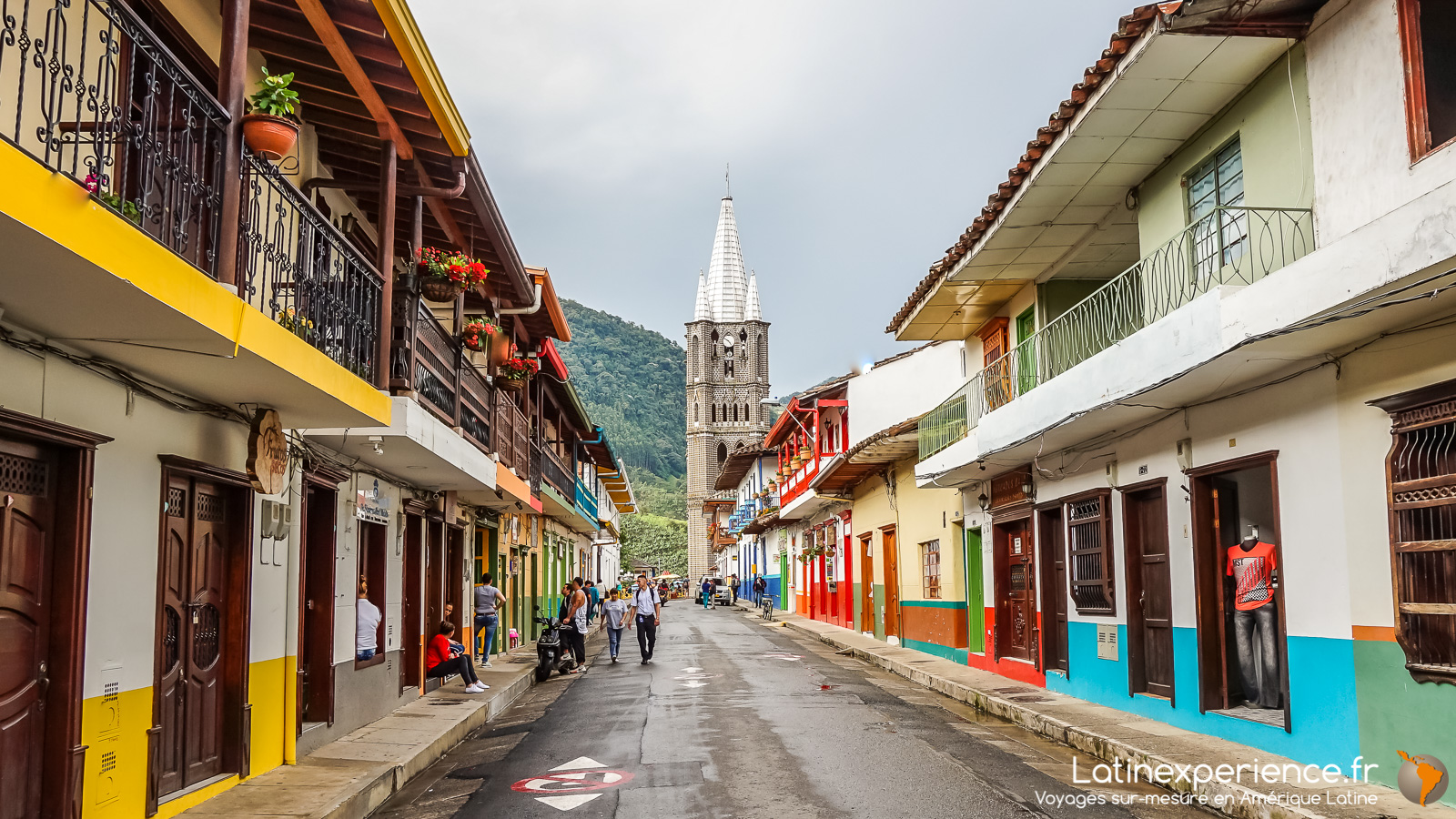 Colombie - Jardin - Latinexperience voyages