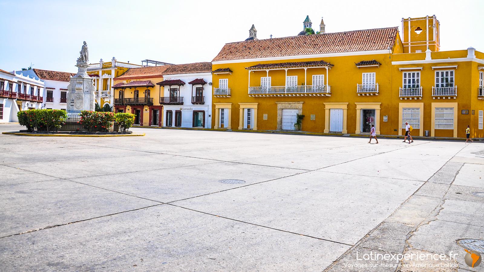 Colombie - Carthagene - Latinexperience voyages