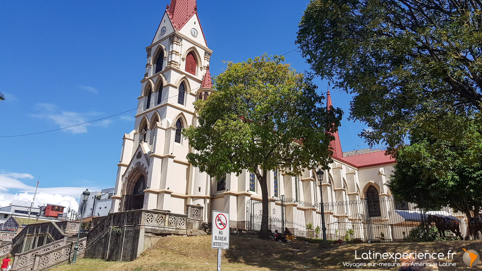 Costa Rica - San José - Eglise - Latinexperience voyages