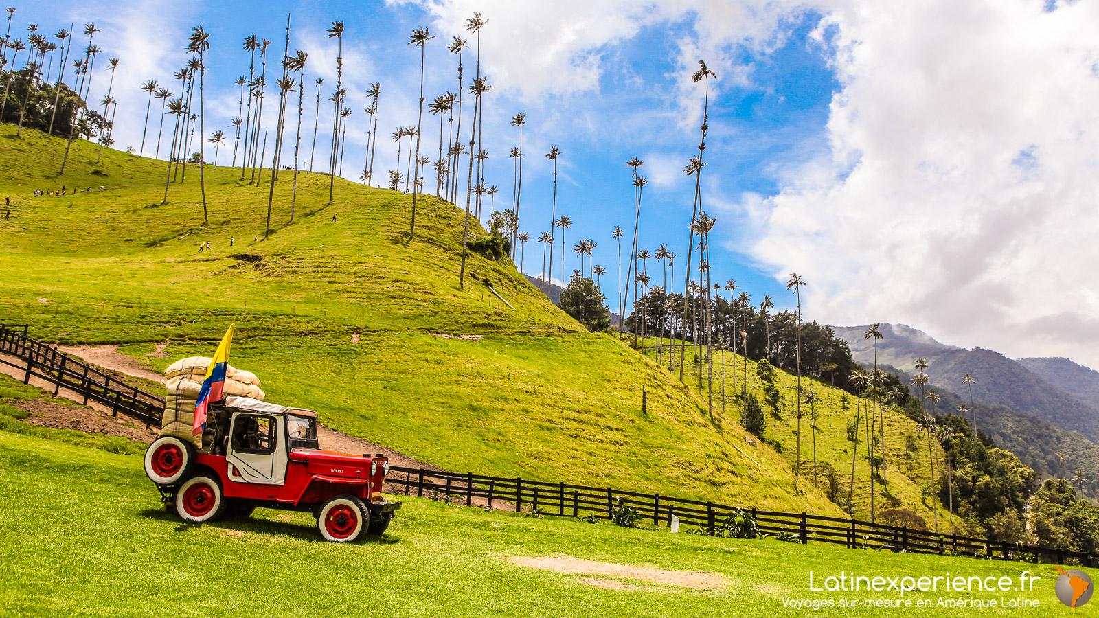 Colombie - Vallée de Cocora - Latinexperience voyages