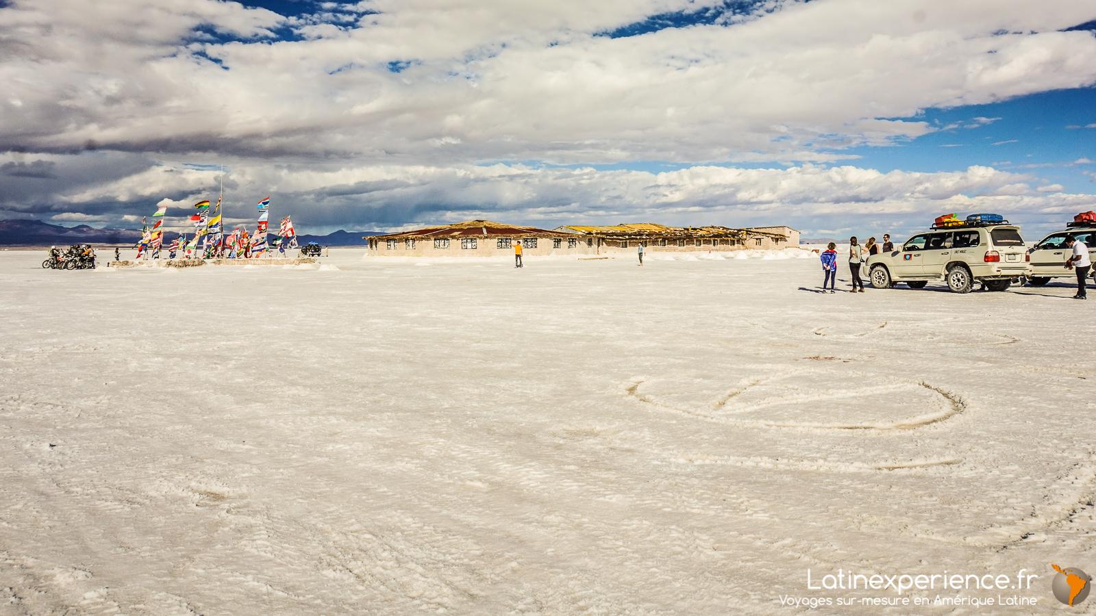 Bolivie - road trip - Salar de Uyuni - Latinexperience voyages