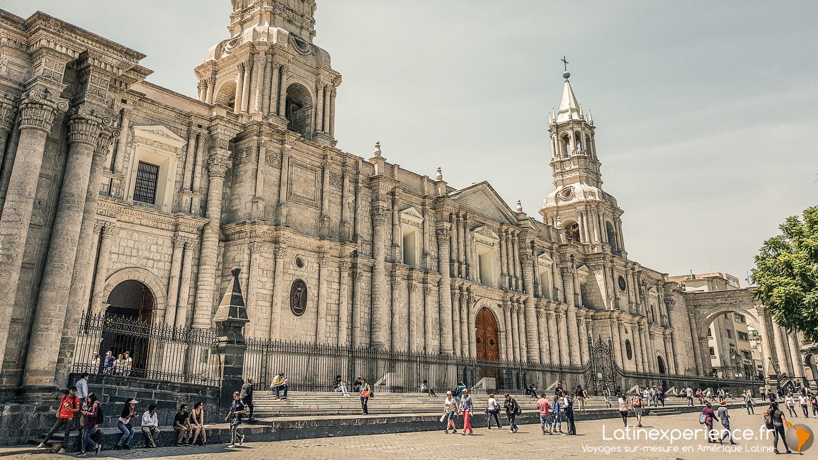 Pérou - Aréquipa - Latinexperience voyages