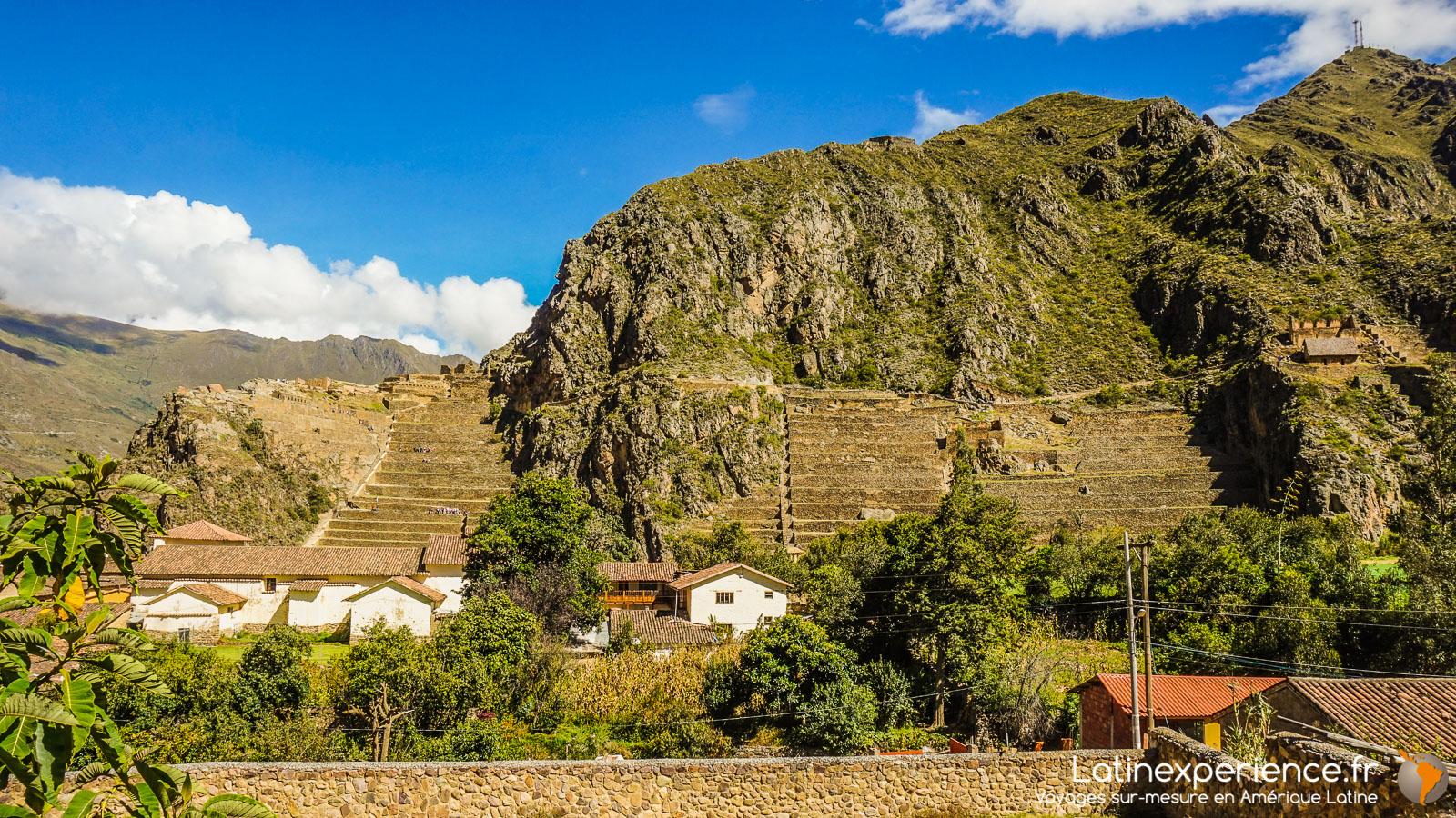 Pérou - Road Trip - Ollantaytambo - Latinexperience voyages