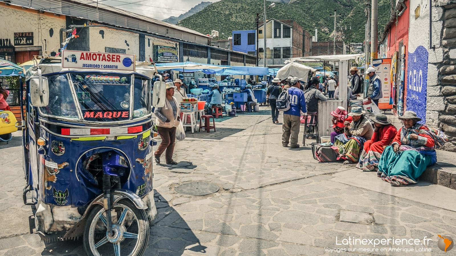 Pérou - Road Trip - Village de Chivay - Latinexperience voyages