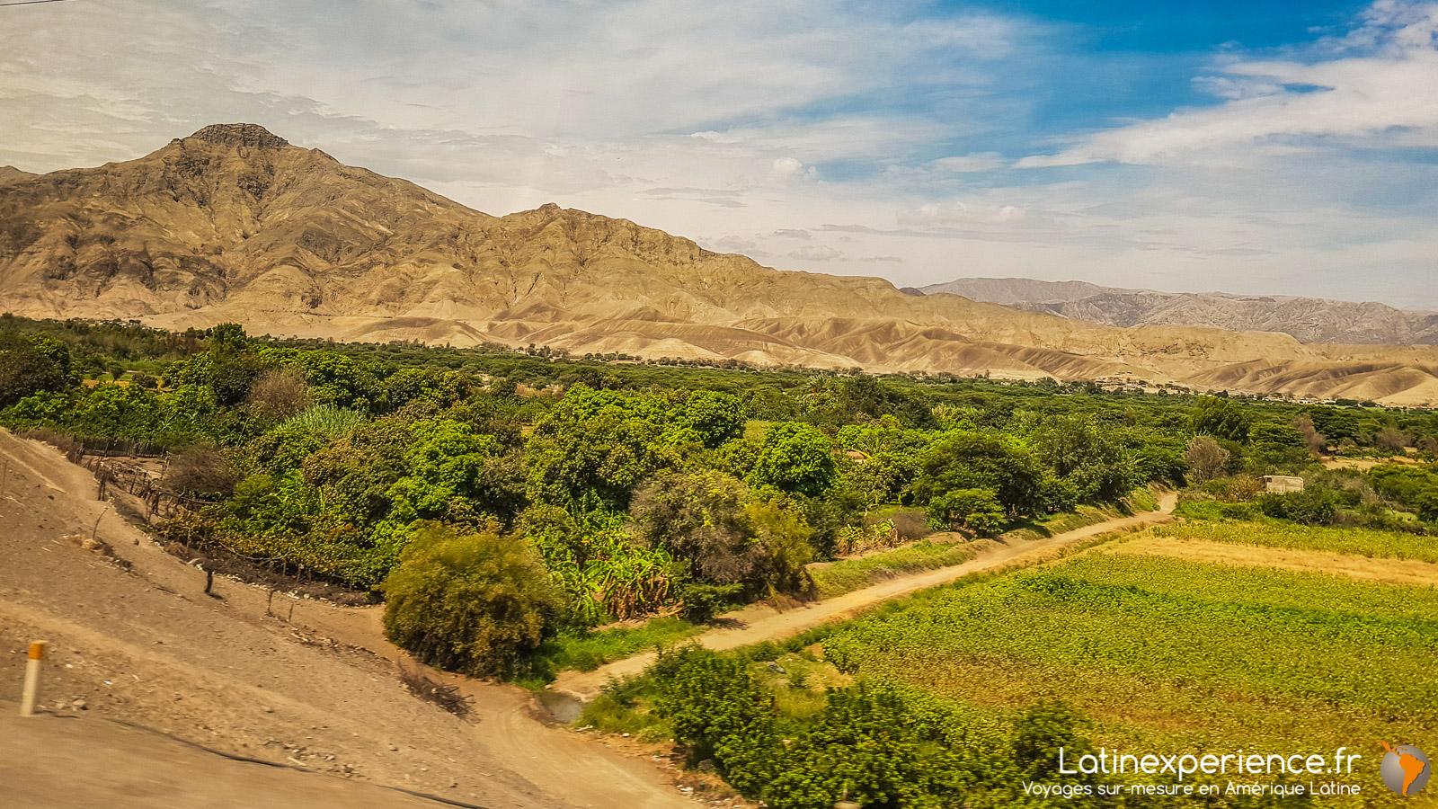 Pérou - Route de Nazca - Latinexperience voyages
