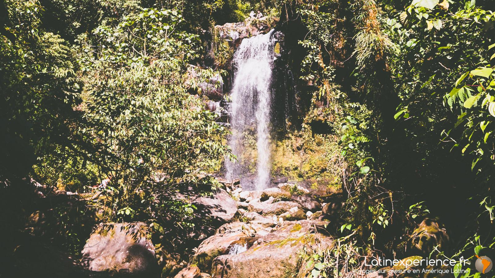 Panama - Boquete - Casacade Latinexperience voyages