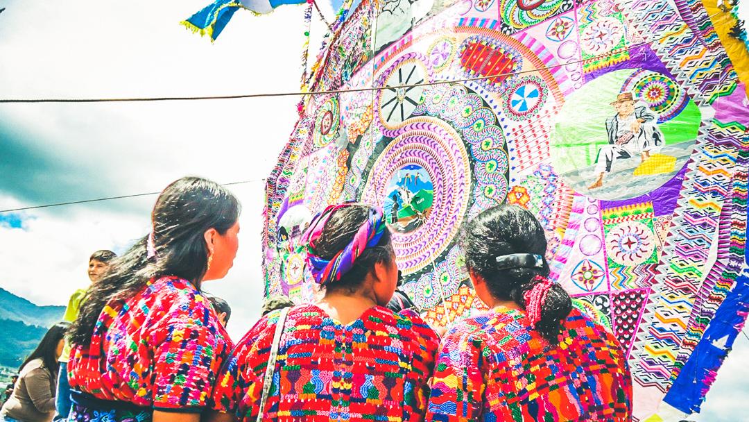 Guatemala - Fête des morts - Latinexperience voyages