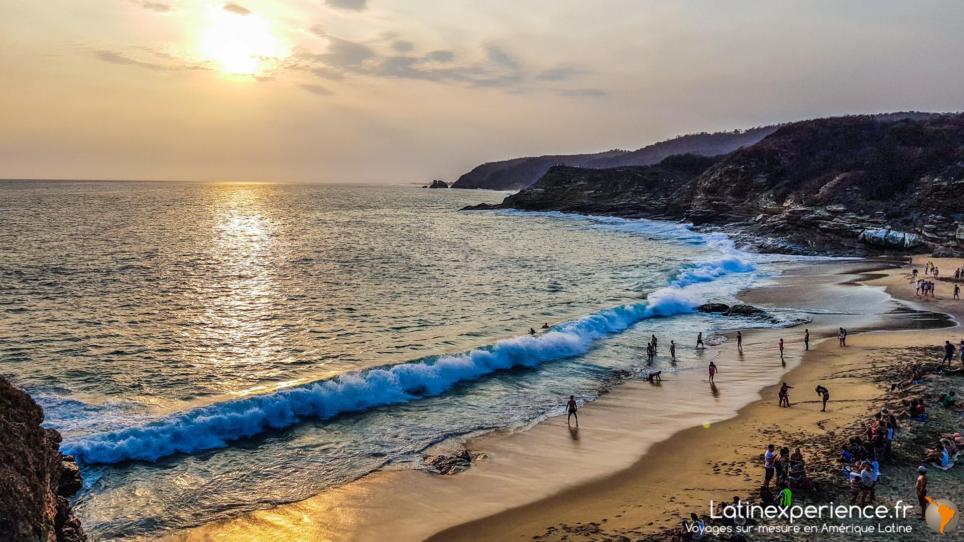 Séjour Mexique - San Angustinillo - Playa Cometa -Latinexperience voya