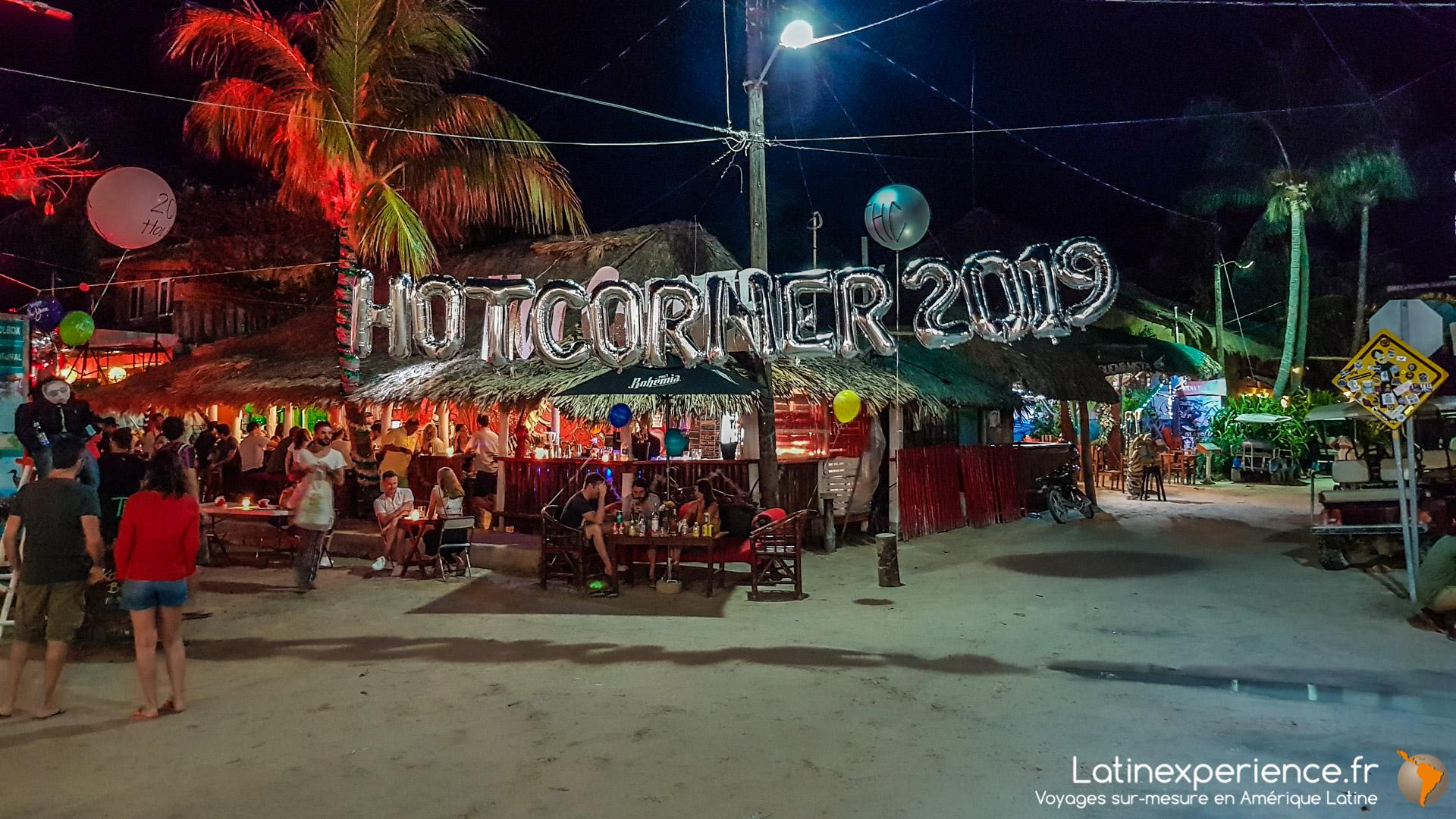 Séjour Mexique - Holbox - Hot Corner Bar - Latinexperience voyages