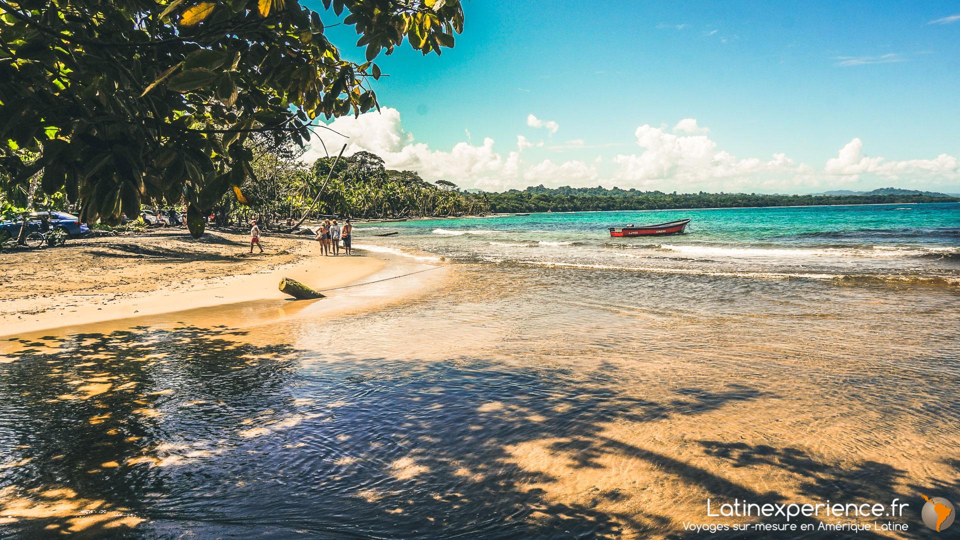 Costa Rica - Voyage de noces - Plage de Manzanillo