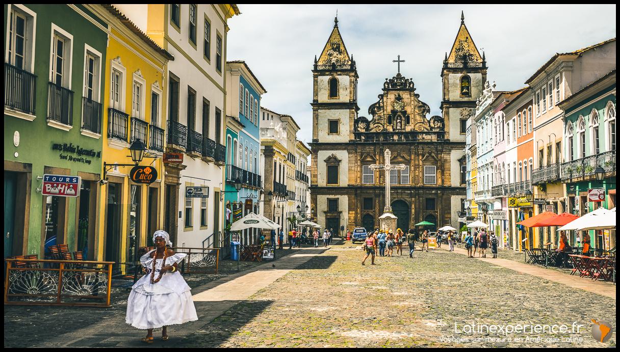 Bresil - Salvador De Bahia - Latinexperience voyages
